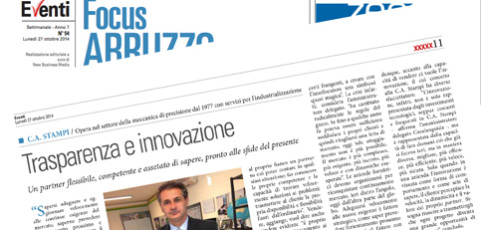 C.A. Stampi on Eventi of Il Sole 24 Ore