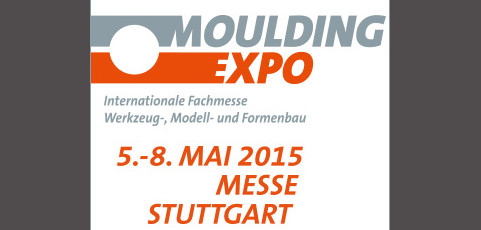 May 5 to 8 MOULDING EXPO in Stuttgart